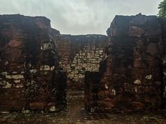 """Trinidad: les ruines de la mission jésuite et ses murs de grosse pierres comme ceux des Incas <a style=""""margin-left:10px; font-size:0.8em;"""" href=""""http://www.flickr.com/photos/127723101@N04/28862840414/"""" target=""""_blank"""">@flickr</a>"""
