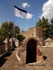 En la cima (martagaldi) Tags: templarios jerez jerezdeloscaballeros badajoz extremadura historia castillo torre torresangrienta cima vistas edadmedia