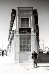 Exa 1C Pacific-Southwest Trust () Tags: vintage retro classic losangeles la california history 35mm film camera exa exakta dresden veb pentacon eastgermany ddr gdr