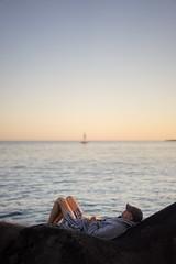 santa cruz, ca (Plimber) Tags: sony a7 a7ii zeiss 55mm f18 sonnar santacruz ca california monterey bay lighthouse walton seabright harbor twin lakes patricklimber