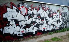 Ryck Wane (ryckwane) Tags: graffiti lettre lettres letters brussels bruxelles belgique belgium tag tags ric rik ryc ryk rick ryck riker rycke ricks rik1 wane ryckwane sms rfk ratsfinkkrew couleurs colors aerosol bombing fatcap fresque graff spray street graffitiart sprayart aerosolart mural wall painting mur muraliste peinture pice spraycan lettrage terrain writer writers annuit coeptis