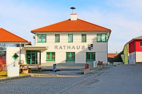 Rappottenstein 24. Rathaus