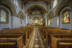 Brixworth Church 4 (Darwinsgift) Tags: brixworth church all saints saxon old oldest northamptonshire england hrd photomatix nikon d810