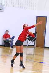 IMG_9735 (SJH Foto) Tags: girls volleyball high school mount olive mt team tween teen teenager varsity serve burst mode