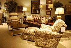 Smith Brothers Fall 2016 Pre-Market Show (Brian's Furniture) Tags: smithbrothers fall2016 premarket show fortwayne indiana briansfurniture westlake ohio quality americanmade furniture lifetimewarranty 396 button tufted large sofa leather 6711 532 pub back bustle recliner fabric 377602 528 new swivel glider ottoman 395803 traditional style