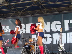 IMG_5014 (grooverman) Tags: houston texans cheerleaders nfl football game budweiser plaza nrg stadium texas 2016 nice sexy legs stomach boots canon powershot sx530