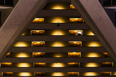 Inside the Pyramid (merobson) Tags: luxor casino hotel lasvegas