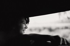 The Old Loft (valerio magini photographer) Tags: woman portrait blackandwhite indoor