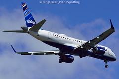 DSC_0014_717 (thokaty) Tags: bostonloganairport kbos jetblue embraer erj190 regionaljet erj190ar e190 e190ar eis2006 n238jb blueclipper