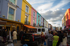 Portobello Road Colorful Shops (GarethThomasJones) Tags: road london canon evening colorful day colours markets shops portobello dslr nic efs ef shreck bussy canonefs1785mmf456isusm canon1785mm canon60d canonrumors canonsd780 eosadventure portobelloroadcolorfulshops