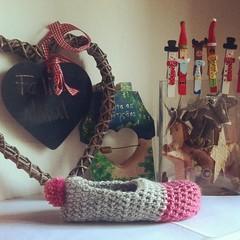 Pés quentinhos (A Mamã Faz) Tags: crochet crochetslippers