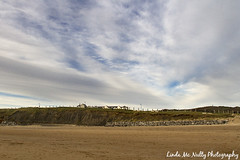Bundoran Beach (linda_mcnulty) Tags: ireland sea sky cliff beach strand landscape hotel coast view scenic donegal bundoran greatnorthernhotel