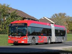 Züm #1283 (vb5215's Transportation Gallery) Tags: new flyer transit brampton 2012 xcelsior züm xde60