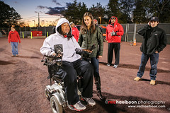 Carli Lloyd and Eric LeGrand (michaelboon.com) Tags: london basketball canon eos gold soccer celebration louisville olympic olympics rutgers ncaa ru goldmedal breastcancer dunk scarletknights canon5dmkiii carlilloyd ericlegrand 5dmarkiii