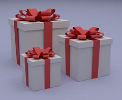 送りつけられた贈り物
