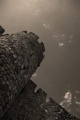 Castle Tower (FilipeSoares77) Tags: castle portugal pentax castelo alentejo estremoz k20d mygearandme mygearandmepremium