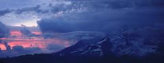 Rainier in Hiding (AVWAR BnB) Tags: autumn mountain washington amazing october mountrainier cascades pacificnorthwest wa pnw cascademountains northerncascades aviewwitharoom ourmountain aviewwitharoombb avwarbnb rainierhiding
