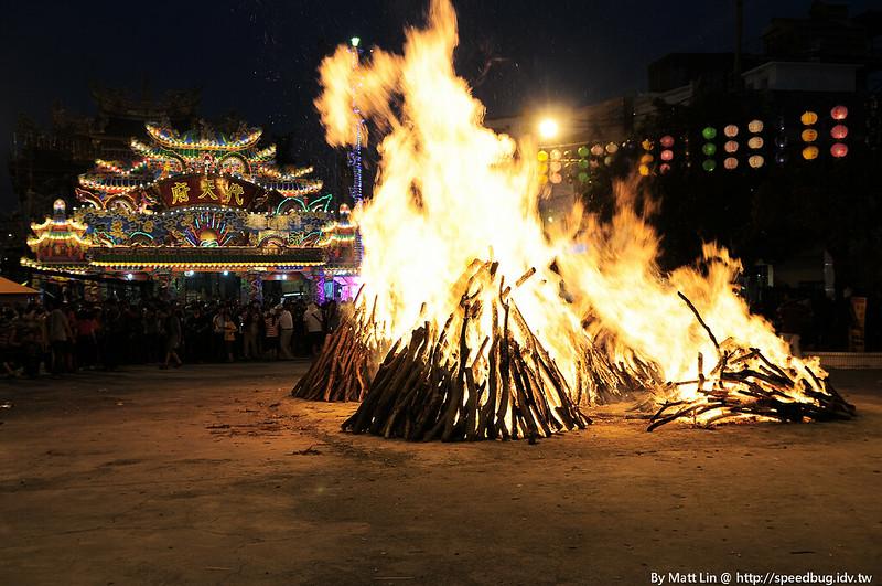 屏東東港|2012壬辰正科東港迎王平安祭典 – 過火