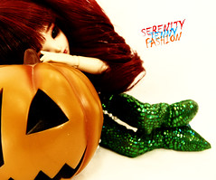 awww (serenity jenny) Tags: ariel halloween ball costume outfit clothing doll dolls hand little cosplay handmade ooak chloe disney clothes made bjd mermaid custom fairyland joint fee littlefee