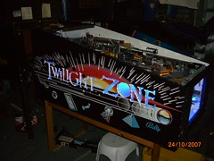 Twilight Zone Proto (pinball.de) Tags: video paradise williams pinball nrw stern flipper bilder bally kaufen castrop