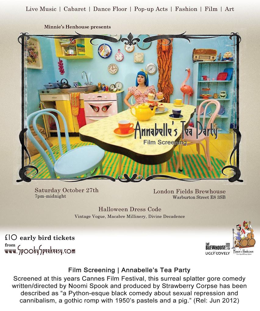 Film Screening | Annabelle's Tea Party