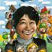 Shigeru Miyamoto, obra de Luke Ellison