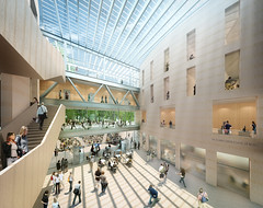 Sir Zelman Cowen School of Music - Atrium (Monash University) Tags: italy campus southafrica education university clayton australia architect malaysia learning monash postgraduate undergraduate highereducation monashuniversity schoolofmusic groupofeight claytoncampus groupof8 monashcollege go8 architectmoshesafdie monashschoolofmusic sirzelmancownschoolofmusic sirselmancrown moashesafdie