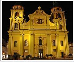 Ludwigsburg - evangelische Stadtkirche