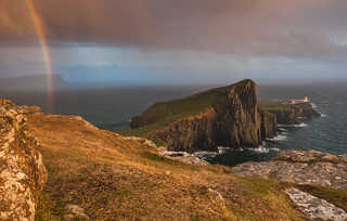 THE THRILL AT NEIST POINT