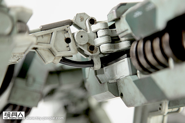 threeA - 潛龍諜影:Metal Gear REX 開箱報告