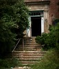 An Old Photo. (JWphotos_) Tags: urban building abandoned nature hospital post decay steps apocalypse rusty maryland olympus explore disaster weathered asylum decaying tb urbex henryton urbexing e410
