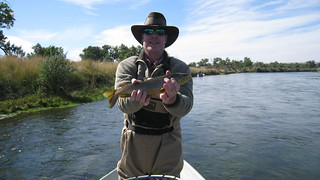 Montana Fishing Lodge - Bighorn River 7