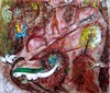 M. Chagall. Cantico dei Cantici I (Mattia Camellini) Tags: painting nice arte bible bibbia nizza quadri espressionismo marcchagall sonydscf828 surrealismo pittura fauvismo oliosutela muséenationalmessagebibliquemarcchagall canticodeicantici mattiacamellini sacrascrittura