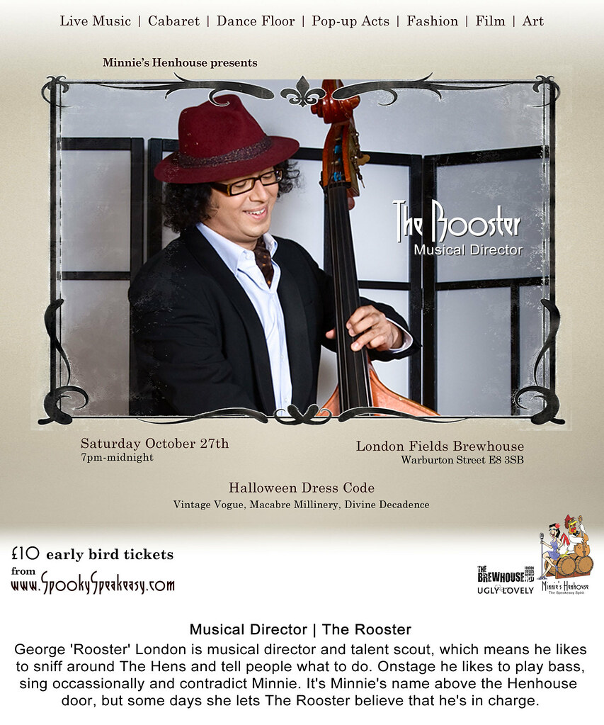 Musical Director | The Rooster