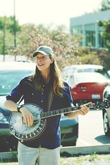 banjo player smilin' (NatalieShockleePhotography) Tags: street food west vegetables yummy yum farmers market sale tasty vegetable columbia mo homemade missouri ash farmer organic veggies grocery homegrown