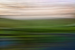 Moving Landscape (Photo Ecology) Tags: longexposure blue blur mountains landscape virginia driving ridge blueridgemountains icm intentionalcameramovement