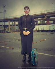 Portland Zombie Walk (LukeOlsen) Tags: rain oregon portland zombie rainy undead marypoppins zombiewalk portlandzombiewalk strobist 580exii lukeolsen pdxstrobist