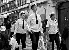 "Sailors • <a style=""font-size:0.8em;"" href=""http://www.flickr.com/photos/45090765@N05/8142284332/"" target=""_blank"">View on Flickr</a>"