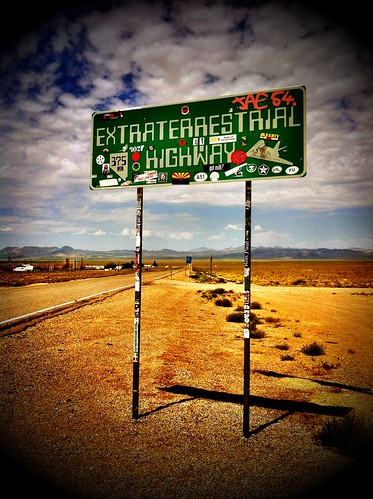 "Extraterrestrial Highway - Nevada • <a style=""font-size:0.8em;"" href=""http://www.flickr.com/photos/20810644@N05/8142856127/"" target=""_blank"">View on Flickr</a>"