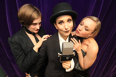 Ich Liebe Jesus #5 - pictured L to R - Andi Smela, Jenny Lee Mitchell, Amanda Renee Baker; photo credit - Joe Kolbow (bricktheater) Tags: amanda brick robert theater baker jesus jenny joe christian musical lee mitchell honeywell ich liebe andi bricktheater kolbow amandabaker smela roberthoneywell ichliebejesus christianmusical jennyleemitchell joekolbow andismela