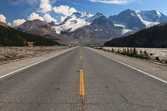The road to the glacier (seryani) Tags: road trip viaje summer vacation naturaleza mountain holiday canada mountains nature canon landscape rockies outdoors nationalpark scenery holidays jasper view carretera outdoor august paisaje columbia agosto alberta verano vista rockymountains montaa glaciar vacations vacaciones glacierpoint jaspernationalpark canad montaas 2012 athabasca icefield rocosas columbiaicefield icefieldsparkway canadianrockies parquenacional airelibre athabascaglacier canadianrockymountains canonef2470f28l canon2470 montaasrocosas canonef2470 canoneos5dmarkii 5dmarkii parquenacionaldejasper glaciarathabasca canadarockymountains august2012 summer2012 montaasrocosasdecanad verano2012 agosto2012 vacaciones2012 carreteradelosglaciares