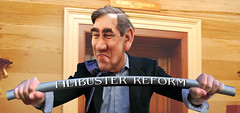 Jeff Merkley Filibuster Buster