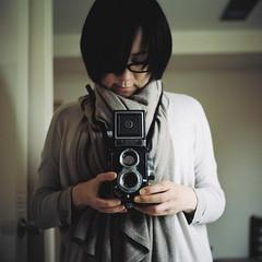 portrait (deco_o) Tags: film analog kodak portra 2012 portra160 airesreflexz
