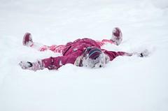 Even relaxen (Patrick Mollema) Tags: sneeuw janna sneeuwpret pebru