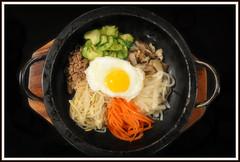 Korean Garden Food  [Explored Jan.17th, 2013 - #242] (Luv Duck - Thanks for 15M Views!) Tags: vegetables egg koreanfood diningout koreangarden anchoragerestaurants