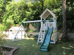 IMG_1073 (Swing Set Solutions) Tags: set play swings vinyl slide structure swing solutions playset polyvinyl