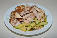 Soya Sauce Chicken (chooyutshing) Tags: food chicken soyasauce