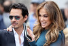 Marc Anthony and Jennifer Lopez