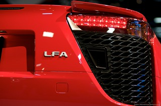 2013 Washington Auto Show - Lower Concourse - Lexus 3 by Judson Weinsheimer