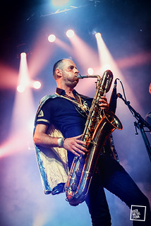 16.07.17 - King Khan & The Shrines - Dour festival // Shot By Bart Salembier